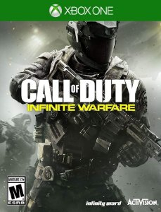 Call Of Duty Infinite Warfare Xbox - 25 Dígitos