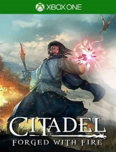Citadel Forged With Fire Xbox One - 25 Dígitos