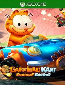Garfield Kart Furious Racing Xbox - 25 Dígitos