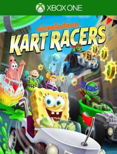 Nickelodeon Kart Racers Xbox One - 25 Dígitos