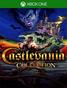 Castlevania Anniversary Collection - Xbox One 25 Digitos