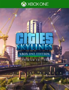 Cities Skylines Premium 2 Xbox - 25 Dígitos