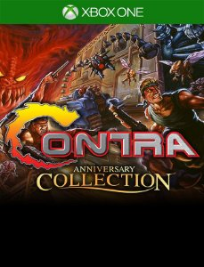 Contra Anniversary Collection Xbox - 25 Dígitos