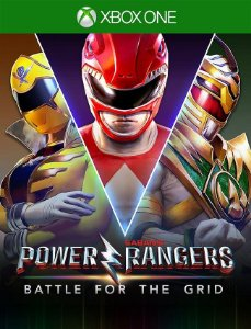 Power Rangers Battle For The Grid Xbox One - 25 Dígitos