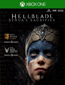 Hellblade Sacrifice Xbox One - 25 Dígitos
