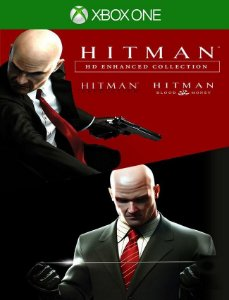 Hitman Hd Enhanced Collection Xbox One - 25 Dígitos