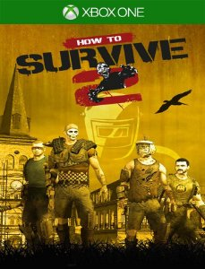 How To Survive 2 Xbox - 25 Dígitos