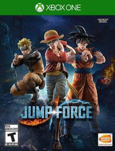 Jump Force Xbox- 25 Digitos