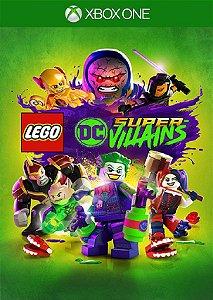 Lego Dc Super-villains Xbox One - 25 Digitos