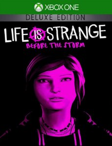 Life Is Strange Before Storm Deluxe Xbox One - 25 Dígitos