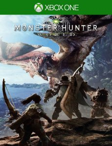 Monster Hunter World Xbox One - 25 Dígitos