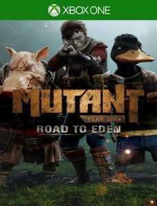 Mutant Year Zero: Road To Eden Xbox One - 25 Dígitos
