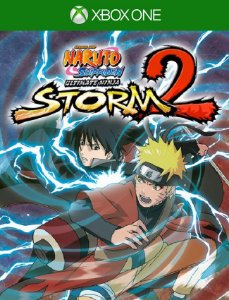 Naruto Ultimate Ninja Storm 2 Xbox - 25 Digitos