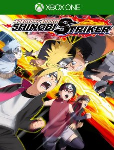 Naruto To Boruto Shinobi Striker Xbox - 25 Dígitos