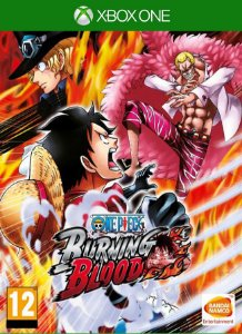 One Piece Burning Blood Xbox One - 25 Dígitos