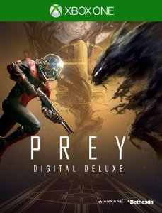 Prey Deluxe Xbox One - 25 Dígitos