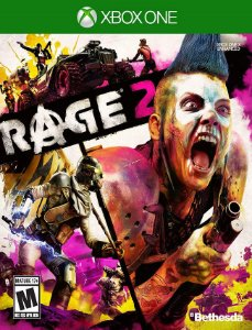 Rage 2 Xbox One - 25 Dígitos