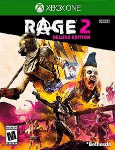 Rage 2 Deluxe Xbox One - 25 Dígitos
