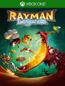 Rayman Legends Xbox One - 25 Dígitos
