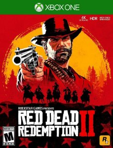 Red Dead Redemption 2 Xbox One - 25 Dígitos