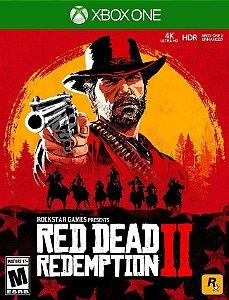 Red Dead Redemption 2 Xbox One - 25 Dígitos