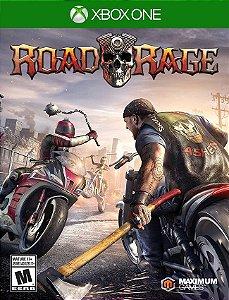 Road Rage Xbox One - 25 Dígitos