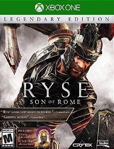 Ryse Edição Lendária Xbox One - 25 Dígitos