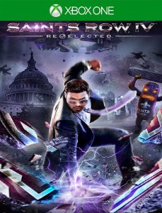 Saints Row Iv Re-elected Xbox One - 25 Dígitos