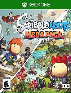 Scribblenauts Mega Pack Xbox One - 25 Dígitos