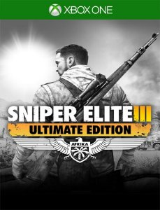 Sniper Elite 3 Ultimate Xbox One - 25 Dígitos