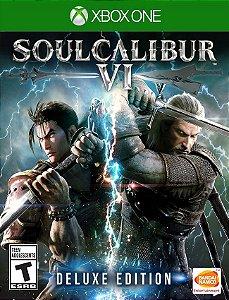 Soulcalibur Vi Deluxe Xbox One - 25 Dígitos