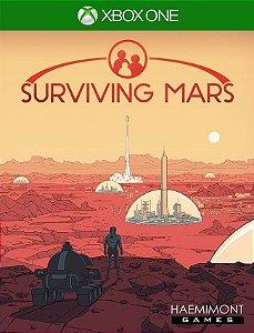 Surviving Mars Xbox One - 25 Dígitos