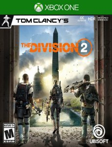 Tom Clancys The Division 2 Xbox One - 25 Dígitos