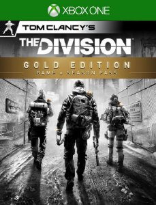 Tom Clancys The Division Gold Xbox 25 Dígitos