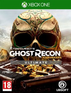 Tom Clancys Ghost Recon Wildlands Ultimate Xbox - 25 Digitos