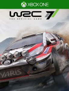 Wrc 7 Fia World Rally Xbox One - 25 Dígitos