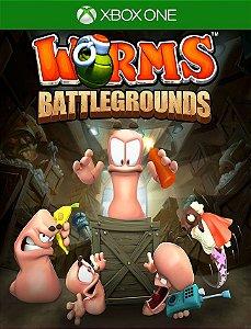 Worms Battlegrounds Xbox One - 25 Dígiftos