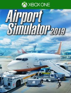 Airport Simulator 2019 - Xbox One 25 Dígitos