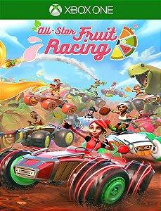 All-Star Fruit Racing - Xbox One 25 Dígitos