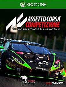 Assetto Corsa Competizione - Xbox One 25 Dígitos