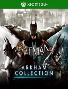 Batman Arkham Collection - Xbox One 25 Dígitos