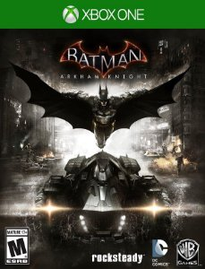 Batman Arkham Knight - Xbox One 25 Dígitos