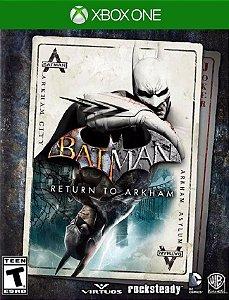 Batman Return To Arkham - Xbox One 25 Dígitos