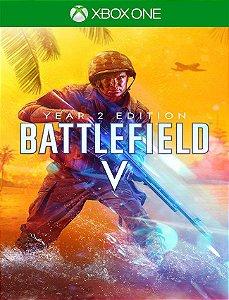 Battlefield V Edição Ano 2 - Xbox One 25 Dígitos
