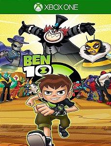 Ben 10 - Xbox One 25 Dígitos