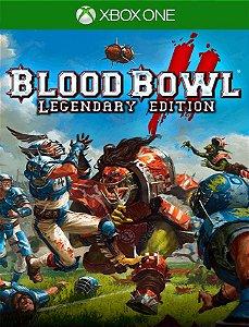 Blood Bowl 2 Legendary - Xbox One 25 Dígitos