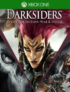 Darksiders Collection War Death - Xbox One 25 Dígitos