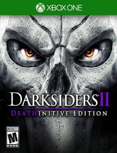 Darksiders 2 Deathinitive Xbox One - 25 Digitos