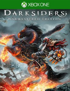 Darksiders Warmastered - Xbox One 25 Dígitos