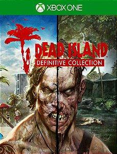 Dead Island Definitive Collection - Xbox One 25 Dígitos
